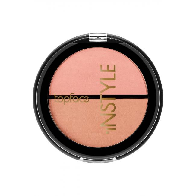 TOPFACE INSTYLE TWIN BLUSH ON 004