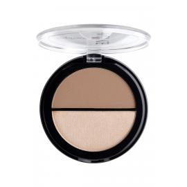 TOPFACE INSTYLE CONTOUR & HIGHLIGHTER 001