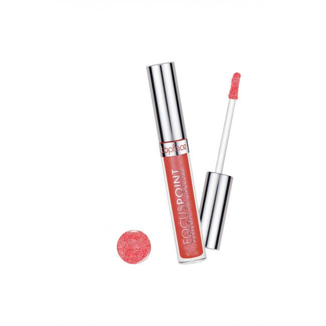 TOPFACE FOCUS POINT PERFECT GLEAM LIPGLOSS 108