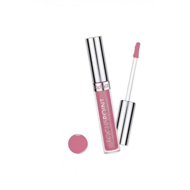 TOPFACE FOCUS POINT PERFECT GLEAM LIPGLOSS 112