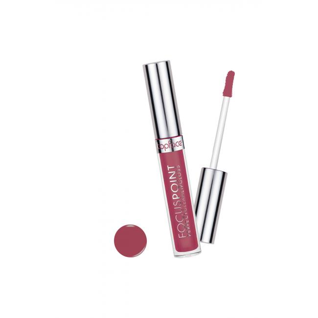 TOPFACE FOCUS POINT PERFECT GLEAM LIPGLOSS 114