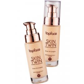SKIN TWIN COVER FOUNDATION 008