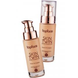 SKIN TWIN COVER FOUNDATION 009