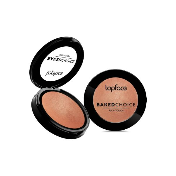 Baked Choice Rich Touch Blush On-005