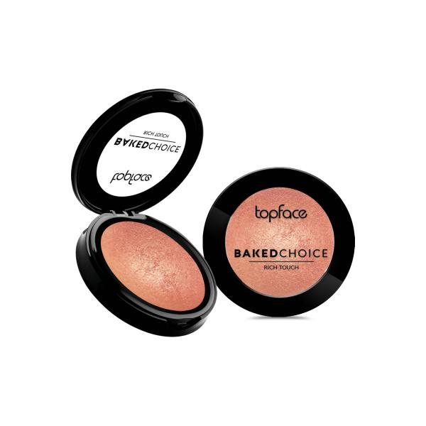 Baked Choice Rich Touch Blush On-006