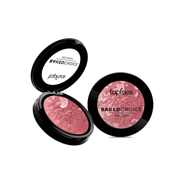 Baked Choice Rich Touch Blush On-007